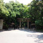 大神神社 三輪山登拝 奥津磐座20160523版